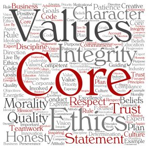 Corporate Culture Begins With Strong Core Values
