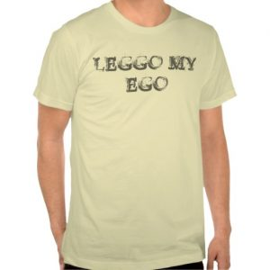 ego gets in the way of effective communication