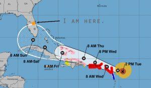 hurricane Irma presents opportunities for leadership