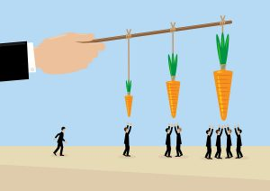 carrot and stick metaphor